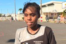 La handballeuse réunionnaise, Withnée Abriska, est décédée brutalement à l'âge de 19 ans.