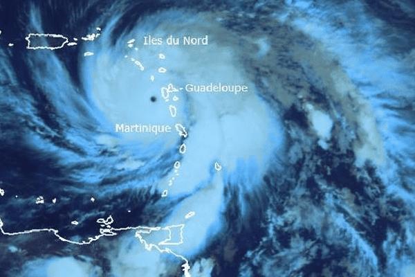 Maria ouragan