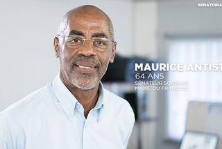 Maurice Antiste, Sénatoriales 2017