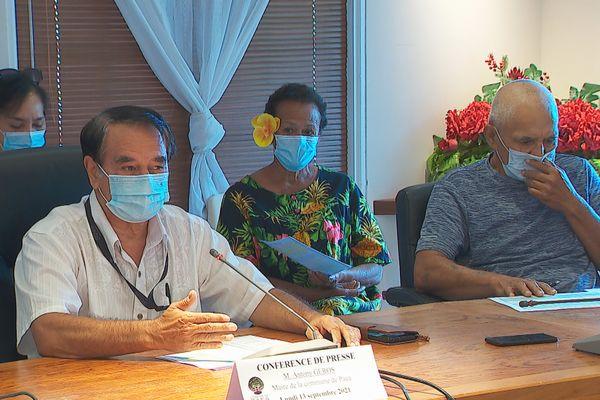 Premier décès au centre Manuiti à Paea, le maire s'exprime