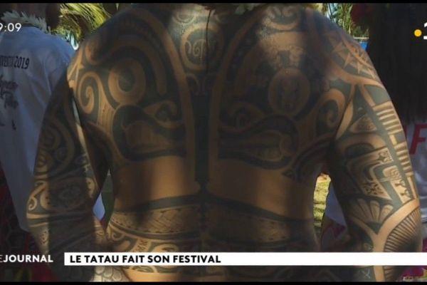 Le tatouage à fleur de peau