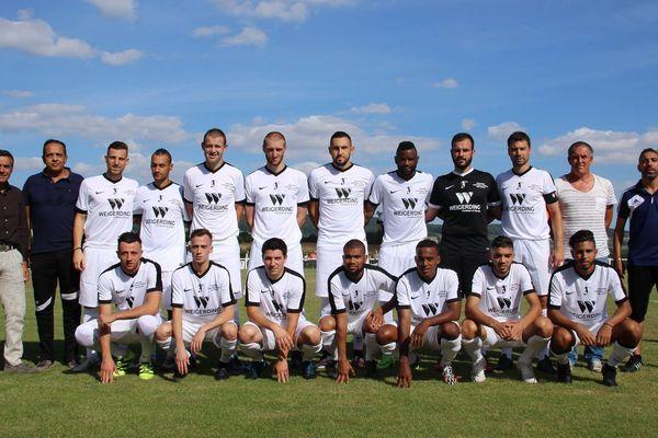 FC Luneville en coupe de France