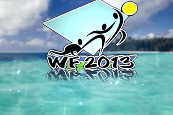 Le Mag des sports. Mini-jeux du Pacifique (16/09/13)