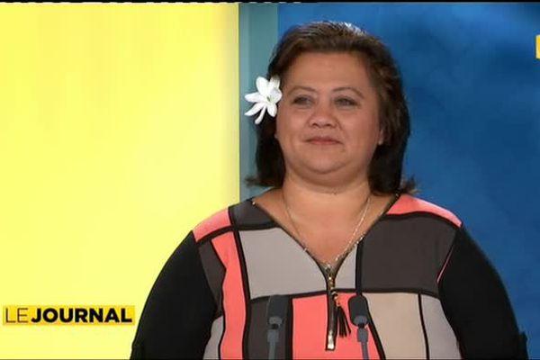 L'invitée du journal : Vaitea Legayic - Première secrétaire générale de la CSIP