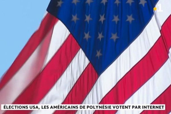 Elections USA, les Américains de Polynésie votent par internet