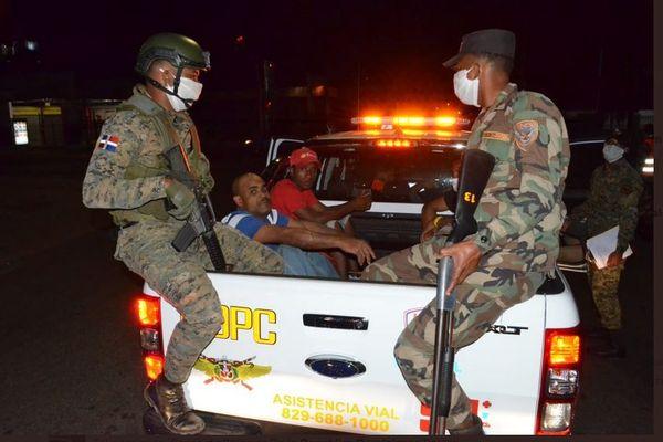 République Dominicaine couvre-feu