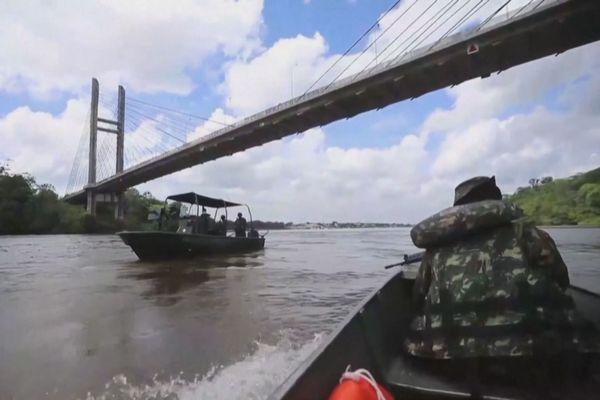 Opération Agata Norte au Para et en Amapa