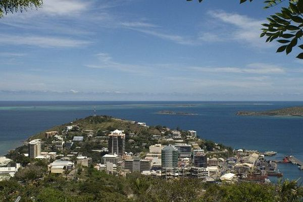 Papouasie Port Moresby