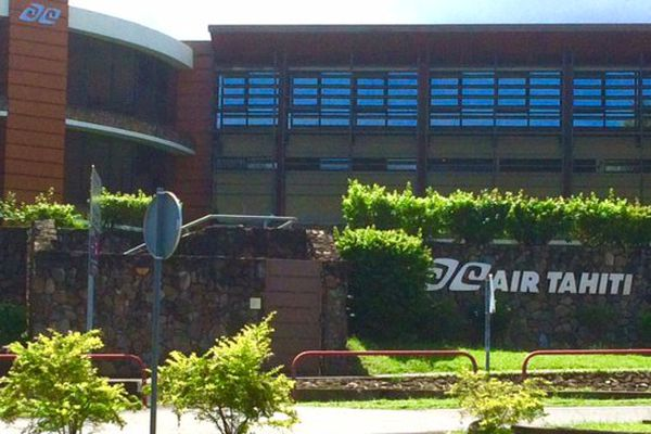 9e jour de grève chez Air Tahiti