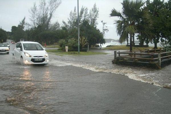 Déluge à Saint-Philippe