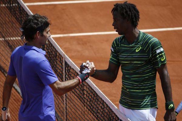 Monfils affronte Federer