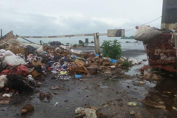 Les déchets à Mayotte
