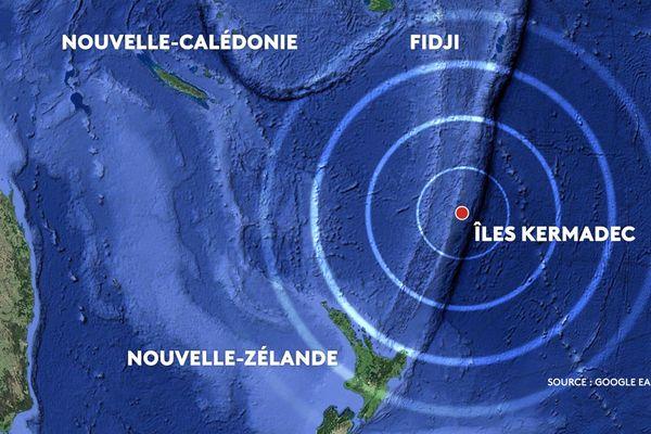 carte tsunami