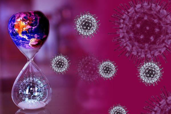 Coronavirus pandémie mondiale monde