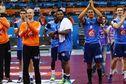 Mondial de handball : la france se qualifie pour les quarts de finale en dominant l'Argentine