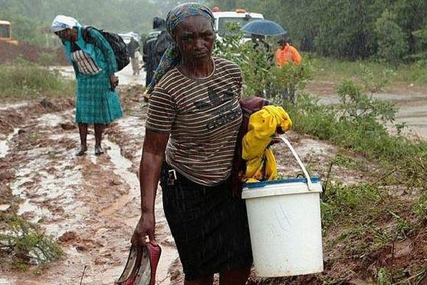 Sinistrés Mozambique, Zimbabwe et Malawi