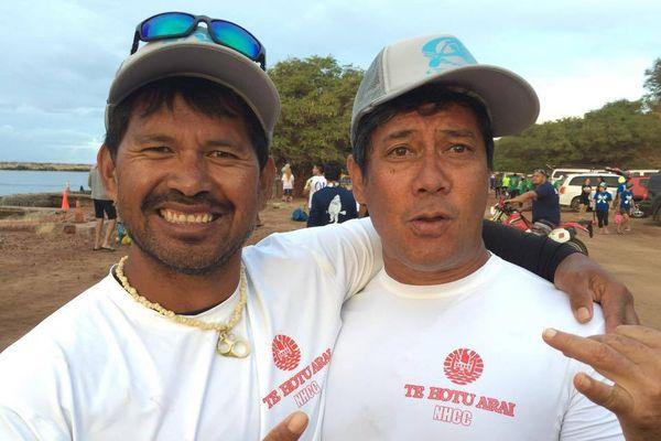Molokai Hoe : des Tahitiens en renfort