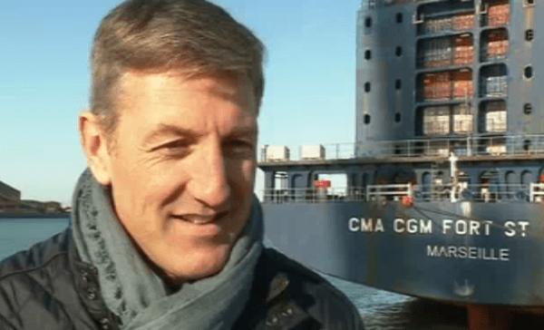 Franck Gonsse docker Dunkerque