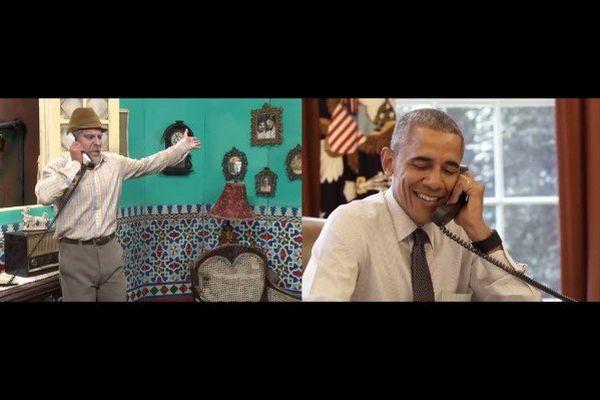 Panfilo et Obama