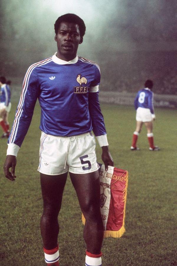 Marius Trésor en 1977
