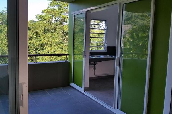 Appartement témoin dans les futurs logements sociaux du domaine Labbé