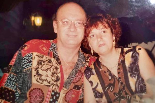 Jean-Michel et Marilène  Mauriello
