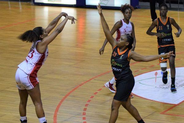 Shéryl Malédon MVP des play off 2019