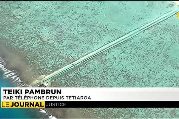 Affaire Teiki Pambrun à Tetiaroa : de nouveau la justice tranche