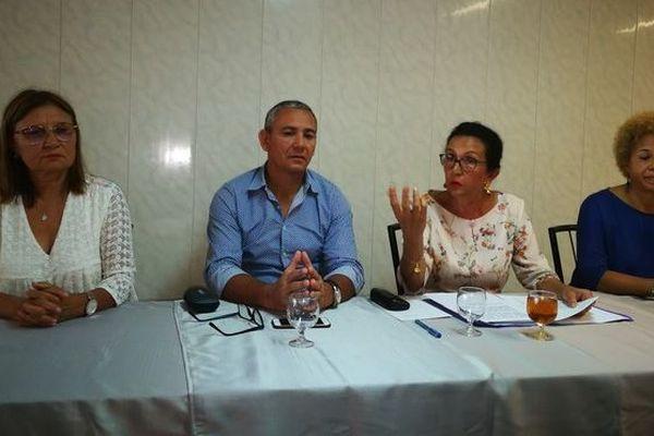 Région Réunion le groupe d'opposition vent debout contre les orientations budgétaires 2019 041118