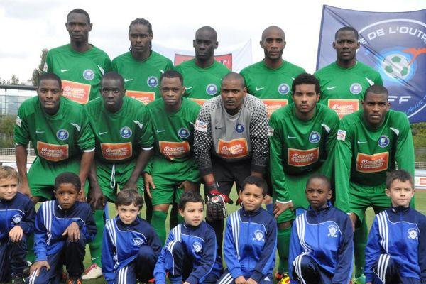 L'équipe des Gwada Boys