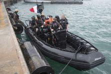 Le Germinal intercepte une embarcation avec à son bord 500 kilos de cocaïne.