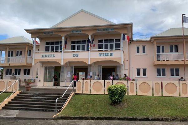mairie de Basse-Pointe