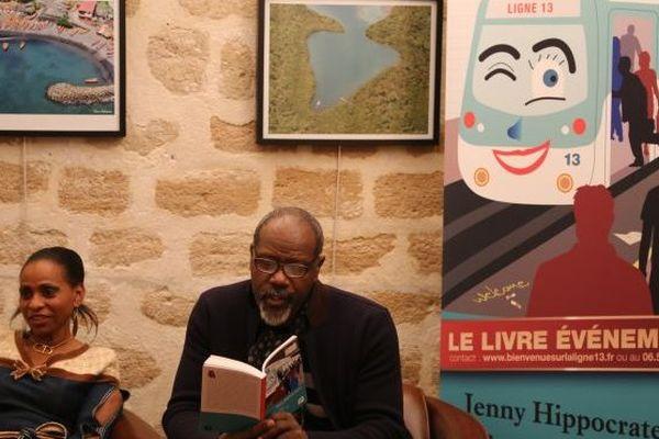 Jenny Hippocrate et Jean-Michel Martial