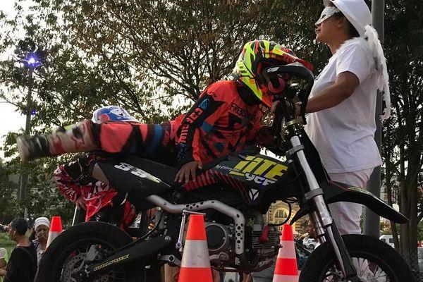 prévention motos et carnaval