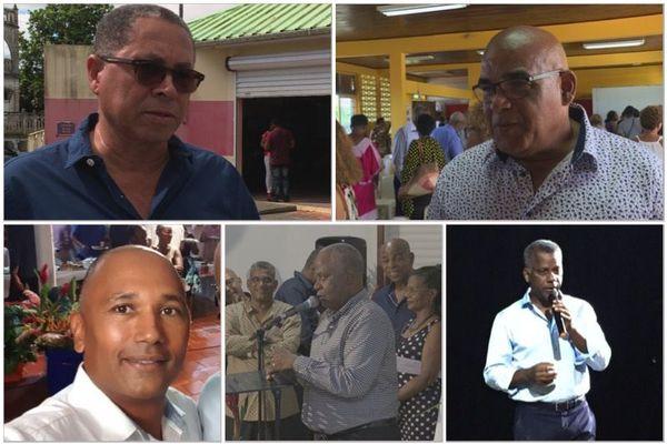 Candidats aux municipales de 2020