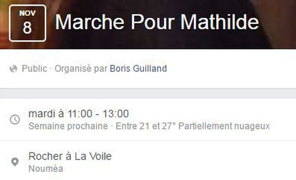 marche mathilde FB