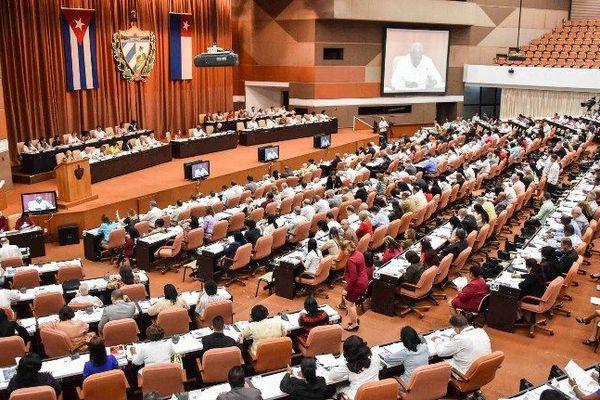 cuba parlement