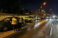 Contrôle nocturne de la gendarmerie (image d'illustration)
