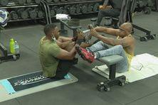 Les adeptes retrouvent la pratique du sport en Martinique.