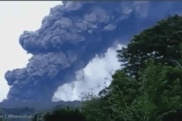 Volcan Vanuatu