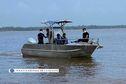 Drogue : 700g de boulettes de cocaïne saisis par les patrouilles fluviales mixtes du Maroni