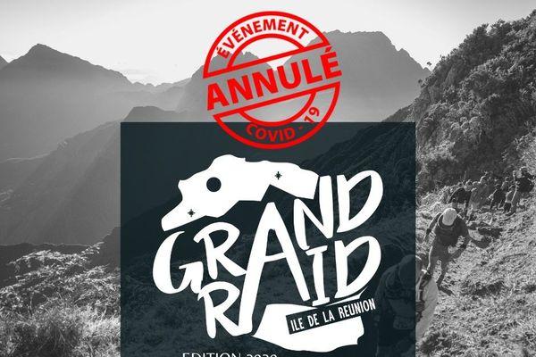 Le Grand Raid 2020 annulé
