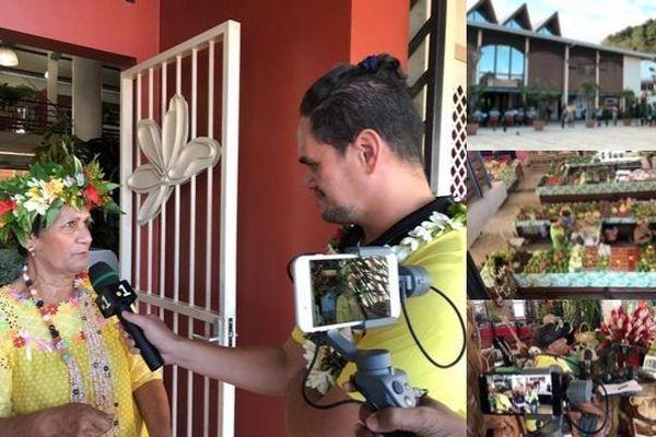 Radio Polynésie la 1ère prend ses quartiers à Raiatea !