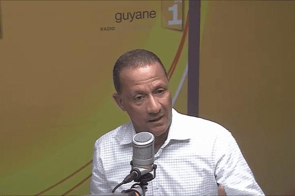 Rodolphe Alexandre au journal radio de 13h