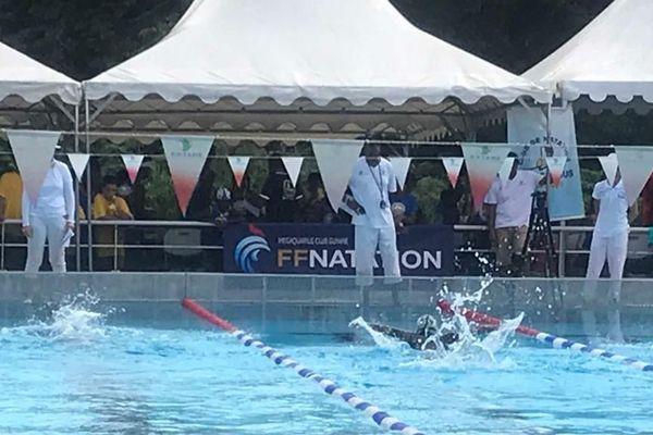 Trophée natation à Mana mai 2019