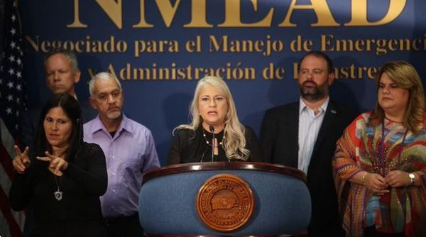 Porto Rico Wanda Vazquez