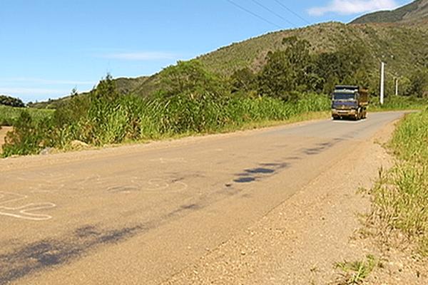 La route réparée, 2014