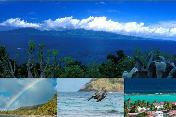 L'irrésistible beauté des paysages de la Guadeloupe