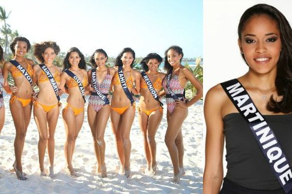 Miss Martinique / Miss Outre-mer