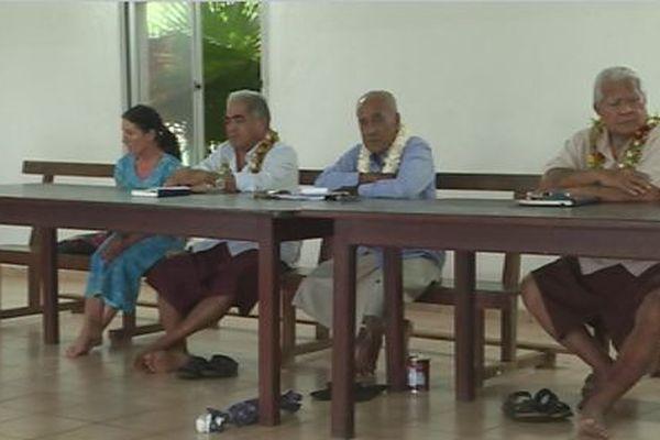 réunion campagne de vaccination